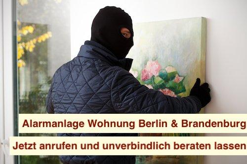 Alarmanlage Wohnung Berlin & Brandenburg