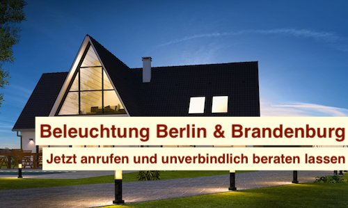 Beleuchtung Berlin & Brandenburg