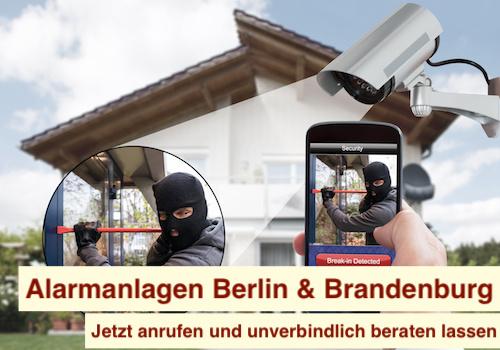 Einbruchmeldeanlage Berlin Brandenburg