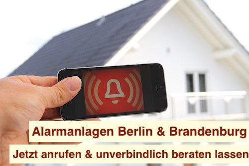 Funk Bewegungsmelder Berlin & Brandenburg