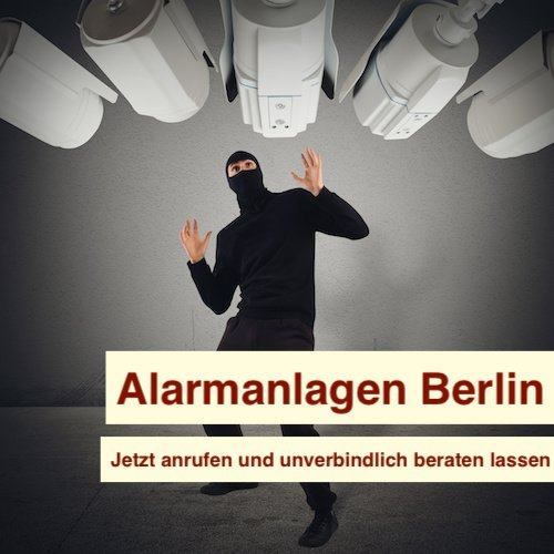 Funkalarmanlagen Berlin & Brandenburg