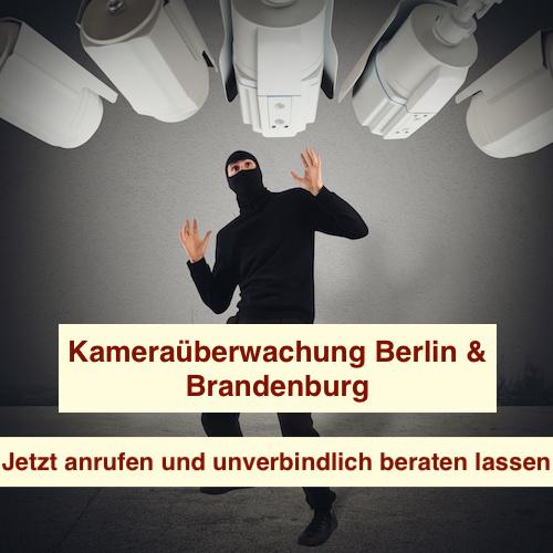 Kameraüberwachung Berlin & Brandenburg