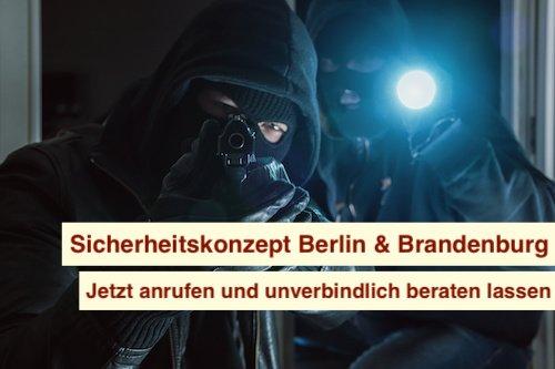 Sicherheitskonzept Berlin & Brandenburg