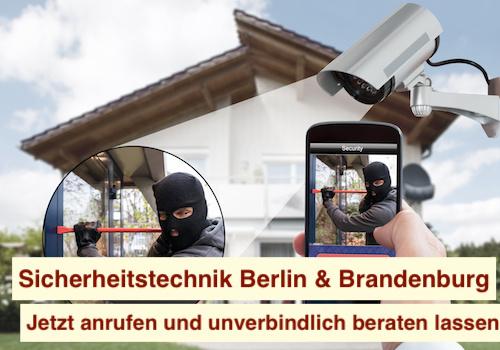 Sicherheitstechnik Berlin & Brandenburg