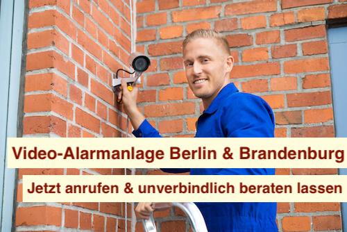 Video-Alarmanlage Berlin & Brandenburg